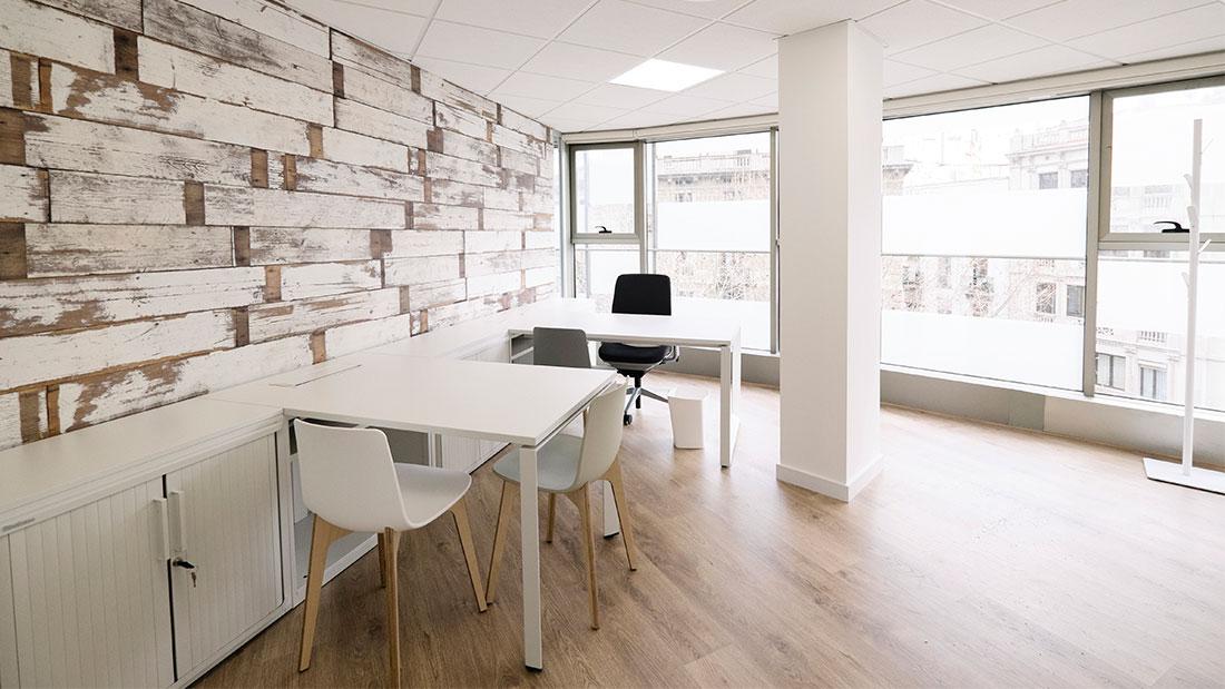 Areazero 2 0 oficinas esco expansi n barcelona for Diseno de despachos