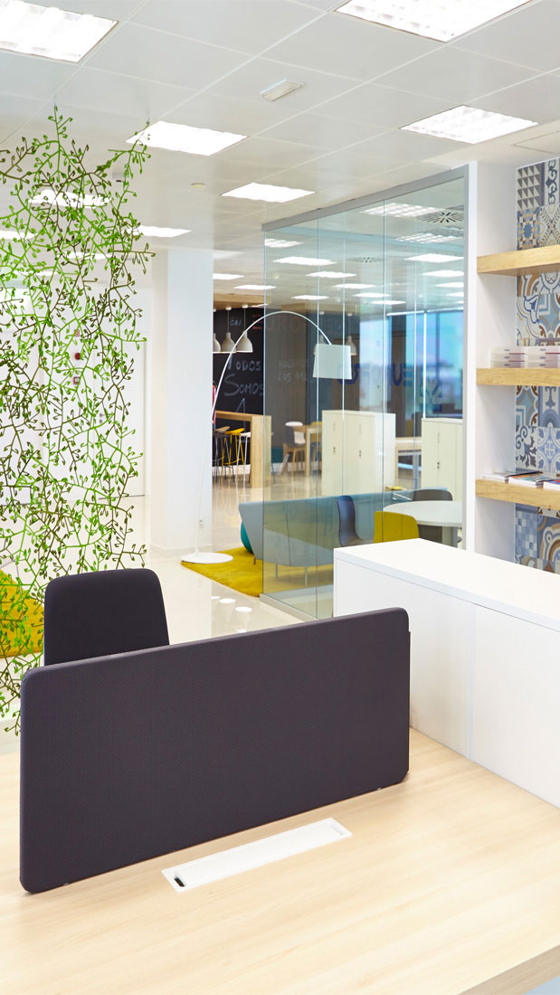 Areazero 2 0 oficinas eurofred madrid for Material de oficina madrid