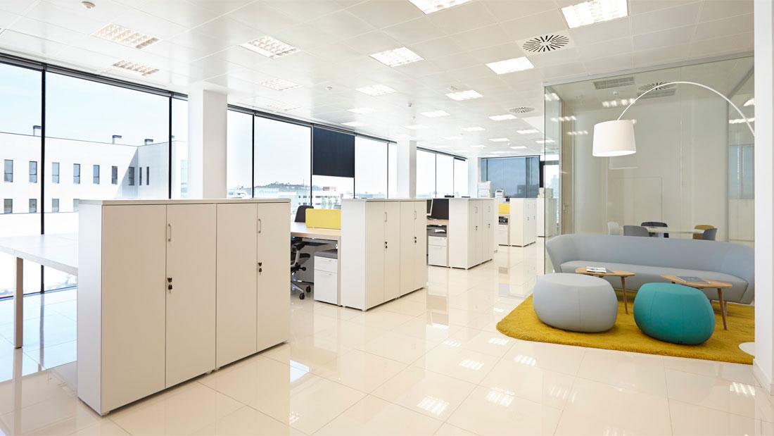 Areazero 20 Oficinas Eurofred Madrid