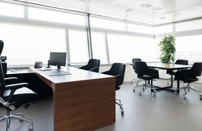 Mobiliario despacho principal