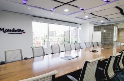 Diseño sala reuniones