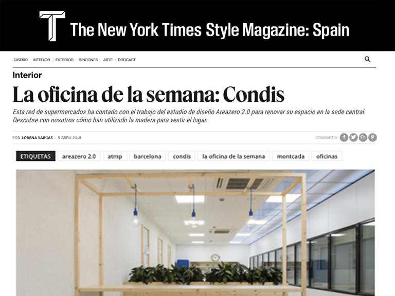 condis-new-york-times