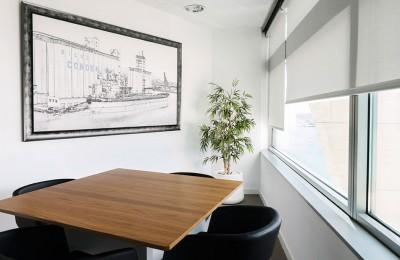 Mobiliario sala reuniones